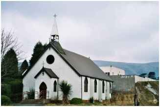 Iron church, Andersonstown
