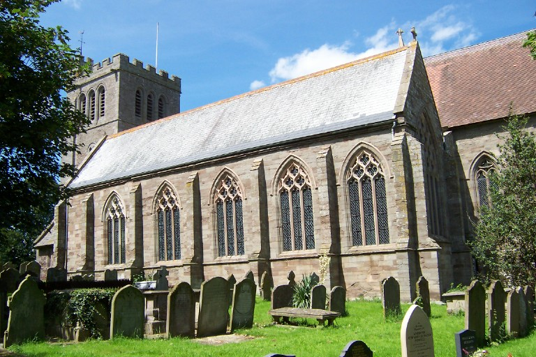 Image result for Madley church